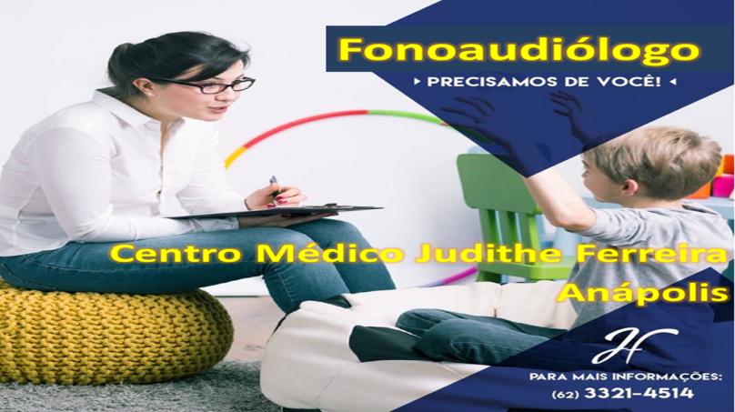 Centro medico Judithe Anapolis 2018